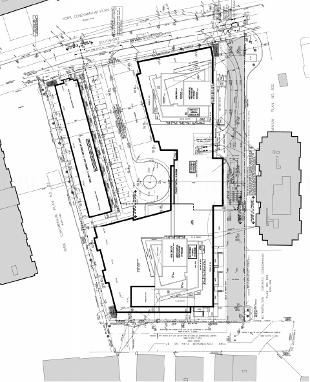 Site Plan By State Building Group